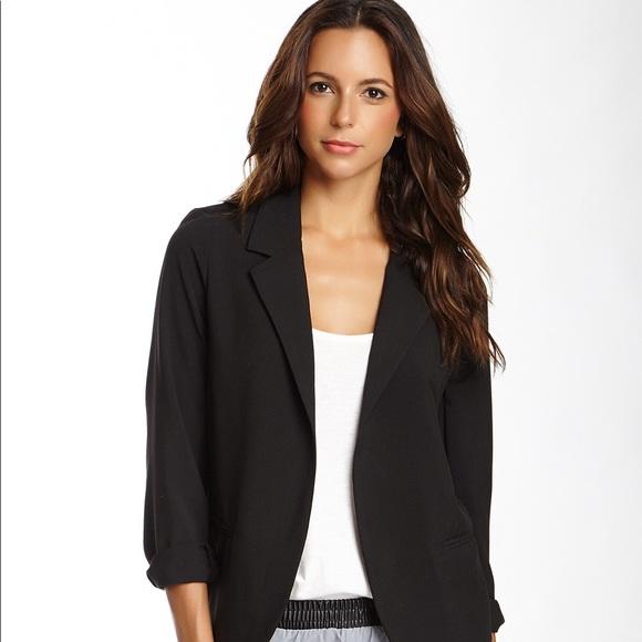 Necessary Objects Jackets & Blazers - black blazer